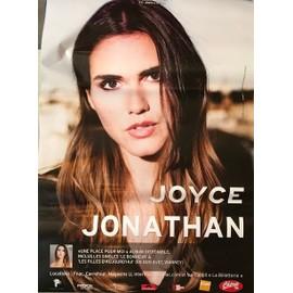 Joyce JONATHAN - Une Place Pour moi - 70x100cm - AFFICHE / POSTER envoi en tube