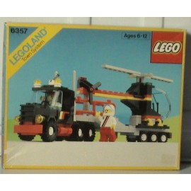 camion lego vintage d occasion. Black Bedroom Furniture Sets. Home Design Ideas
