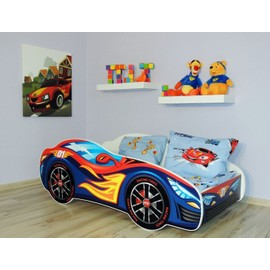 lit enfant voiture d occasion. Black Bedroom Furniture Sets. Home Design Ideas