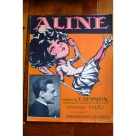 ALINE one step B. HENNION illust. R. de Valerio