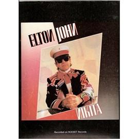 NIKITA P/V/G (feuillet) [Partition] by Elton JOHN/B Taupin