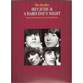PARTITION BEATLES HEY JUDE/ HARD DAYS NIGHT PVG