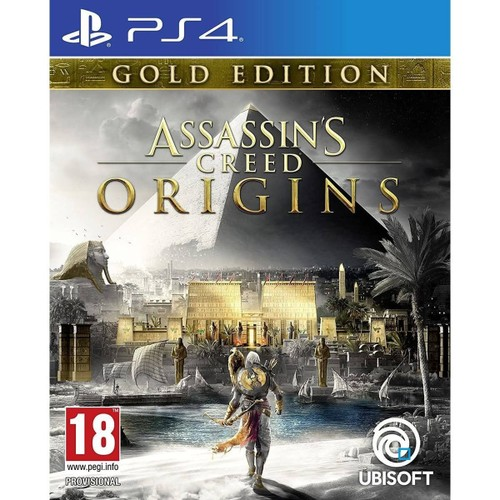 Assassin's Creed Origins Edition Gold PS4