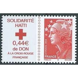 Solidarité Haïti Marianne de l