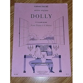Dolly Piano 4 mains