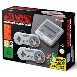 Image Nintendo Classic Mini Super Nintendo