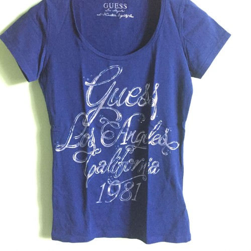 Tee shirt <strong>guess</strong> taille s