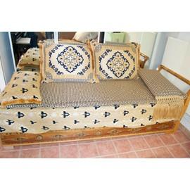 salon marocain pas cher ou d 39 occasion sur priceminister rakuten. Black Bedroom Furniture Sets. Home Design Ideas
