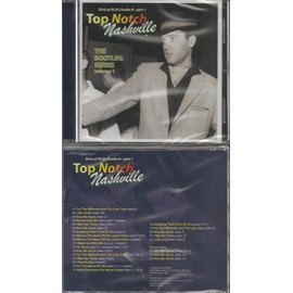 elvis presley top notch nashville part.1 cd 37 outtakes & masters