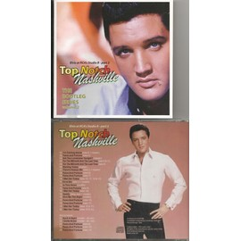 elvis presley top notch nashville part.2 cd 35 outtakes & masters