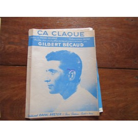 ca claque (( gilbert becaud