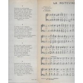 """la poitevine (adaptation de la """"cévénole"""")"""