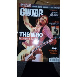 Guitar collectif 49 The WHO