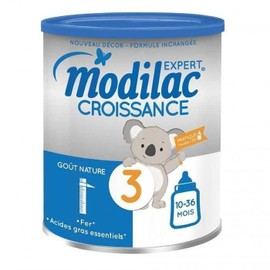 Image Modilac Expert Croissance Lait En Poudre 800 Gr