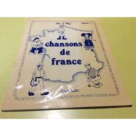Chanson de France VOLUME 2