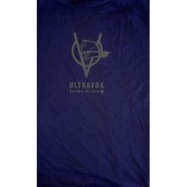 t-shirt tournée Ultravox Return to Eden 2