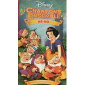 Chantons Ensemble He Ho de Walt Disney