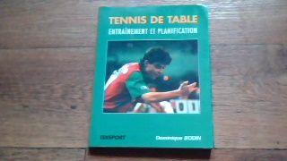 Tennis de table - Entraînement et planification