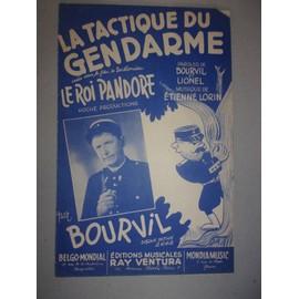 la tactique du gendarme