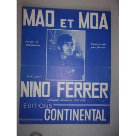 mao et moa (Nino Ferrer)