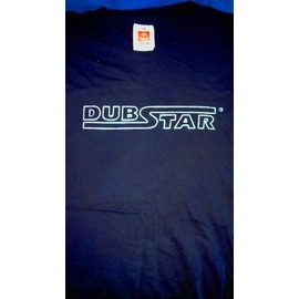 "superbe t-shirt rare de Dubstar façon ""star wars"""