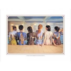 Pink Floyd reproduction d'art Back Catalogue Campaign Poster 80 x 60 cm Plastifié