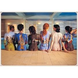 Pink Floyd Maxi Poster 91,5 x 61 cm Back Catalogue Campaign Plastifié