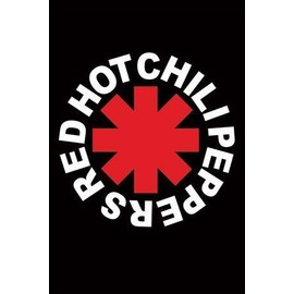 Red Hot Chili Peppers Maxi Poster 61 x 91,5 cm RHCP Logo
