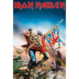 Iron Maiden Maxi Poster 61 x 91,5 cm Trooper