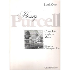 H. Purcell : Complete Harpsichord music vol 1