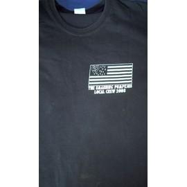 t-shirt d'équipe tournée de Smashing Pumpkins