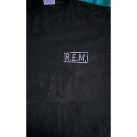 REM automatic for the people tour t-shirt