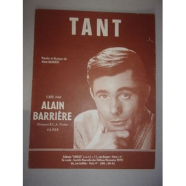 tant (Alain Barriere)