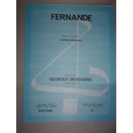 fernande (Georges Brassens)