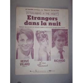 etranger dans la nuit (Herve Vilard, Line Renaud)