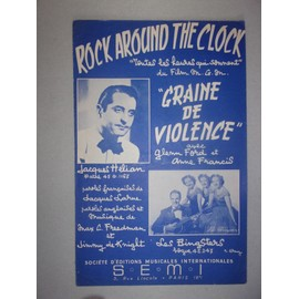 rock around the clock (Jacques Helian)