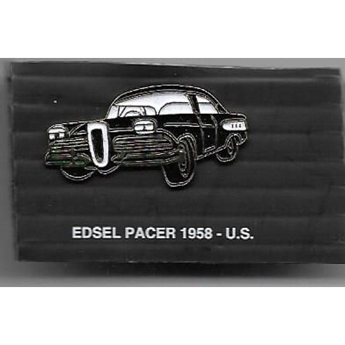 Pins automobile esdsel pacer usa 1958