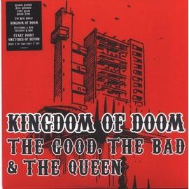 Kingdom of doom (Part 2 Vinyle rouge)