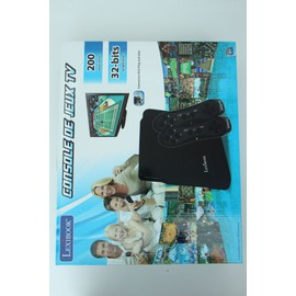Image Lexibook Jg7426 Tv Game Console 200 En 1 Avenger