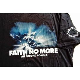 t-shirt Faith No More leur retour Reading Festival