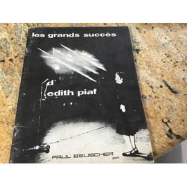 Les Grands succès d'Edith Piaf