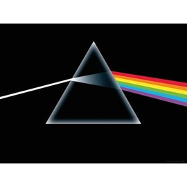 Pink Floyd Poster Reproduction - Dark Side Of The Moon (60x80 cm)