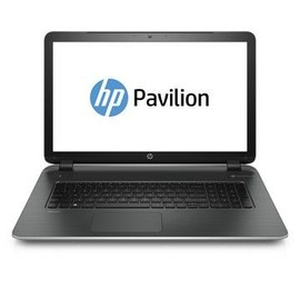 PC Portable HP Pavilion Notebook 15-p253nf 15.6 `` Argent cendr