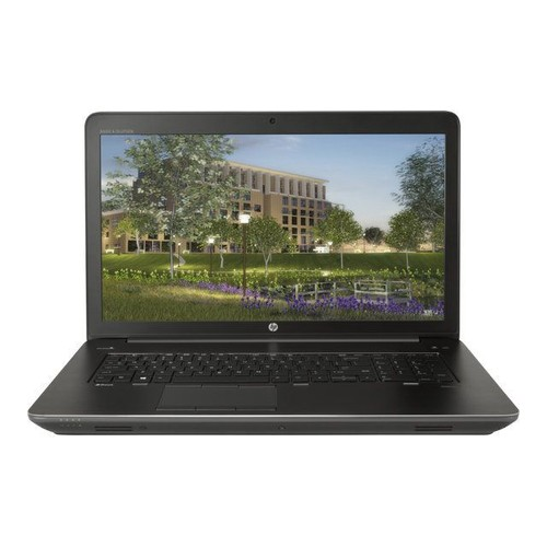 HP ZBook 17 G4 Mobile Workstation - Core i7 7820HQ / 2.9 GHz - Win 10 Pro 64 bits - 32 Go RAM - 512 Go SSD SED, TCG Opal Encryption 2, HP Z Turbo Drive G2, NVMe, (MLC) - 17.3 IPS 3840 x 2160...