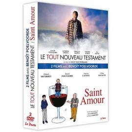 Image 2 Films Avec Benoît Poelvoorde Le Tout Nouveau Testament + Saint Amour Pack