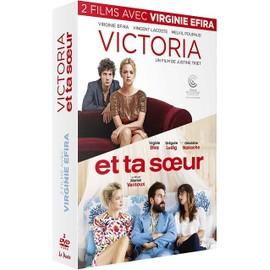 Image 2 Films Avec Virginie Efira Victoria + Et Ta Soeur Pack