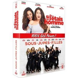 Image 100% Girl Power ! Si Jétais Un Homme + Sous Les Jupes Des Filles Pack
