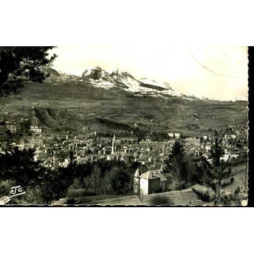 Carte postale de <strong>gap</strong> hautes alpes vue générale