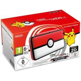 Image New Nintendo 2ds Xl Edition Poké Ball