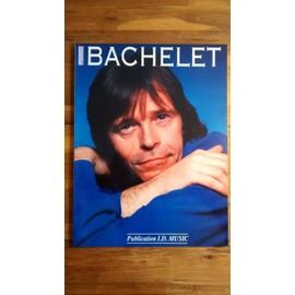 Pierre BACHELET 10 ans de bachelet pour toujours piano chant